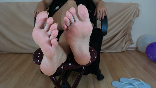 foot fetish video clips № 46595