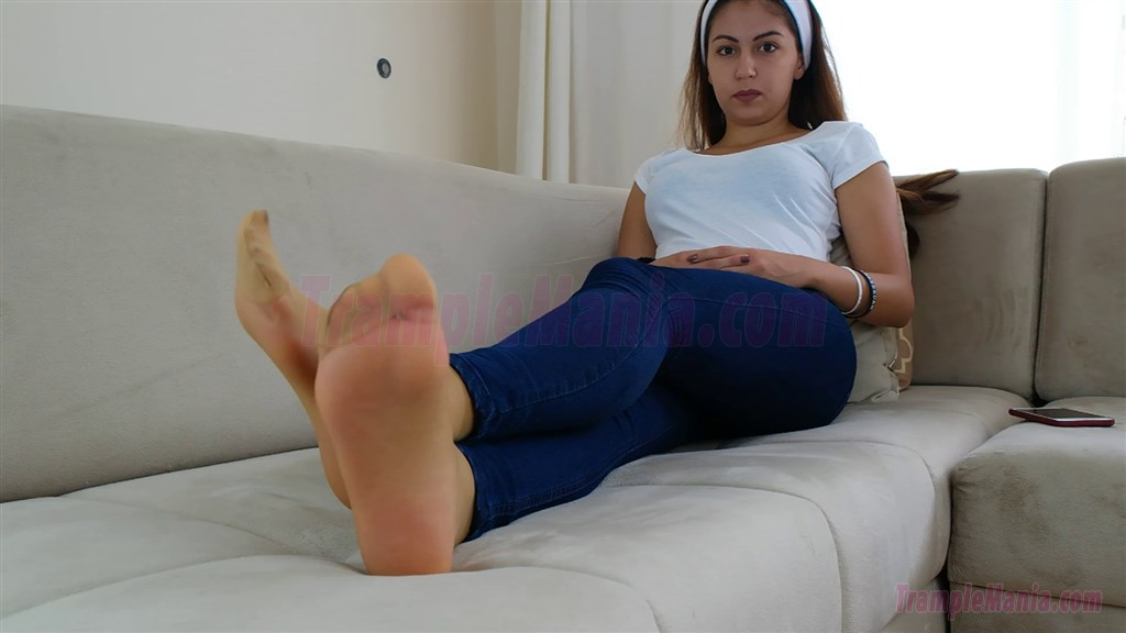 My Sock Removal Sole Show
